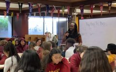 Poets Visit the Media Center at Wilson