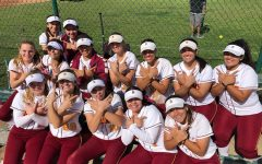 Wilson's varsity girls softball team 2020.